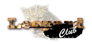 Leopard Club branding