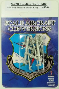 48264  X-47B Landing Gear