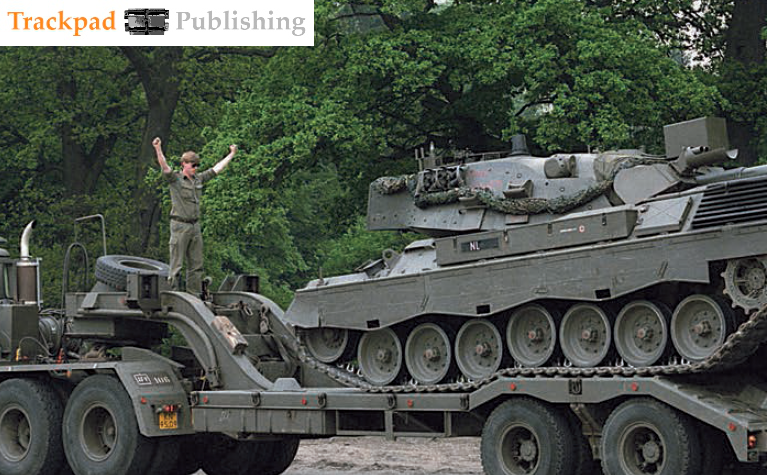 Trackpad Publishing – Dutch Leopard 1 – Armored Fist of the