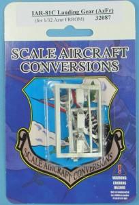 32087  IAR-81C Landing Gear