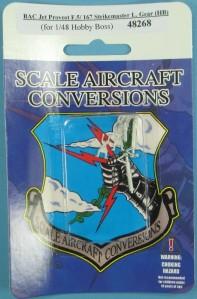 48268  BAC Jet Provost F.5 167 Strikemaster L. Gear