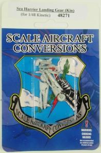 48271  Sea Harrier Landing Gear 1