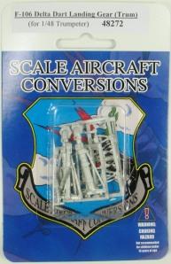 48272  F-106 Delta Dart Landing Gear 1