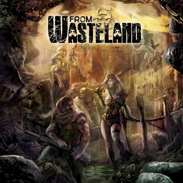 Portada HD From Wasteland  DEFINITIVA 1