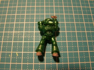 11 .3Green Knight Basic paint