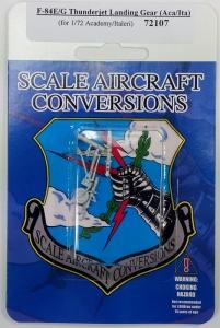 72107  F-84EG Thunderjet Landing Gear 1 (536x800)