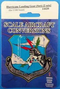 14420  Hurricane Landing Gear 1