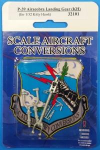 32101  P-39 Airacobra Landing Gear 1