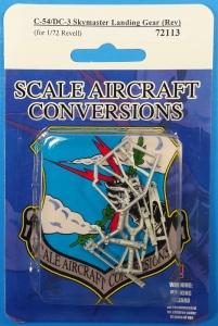 72113  C-54DC-4 Skymaster Landing Gear 1