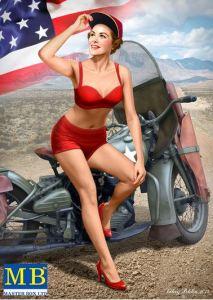 Biker Girl Marylin box front (378x533)