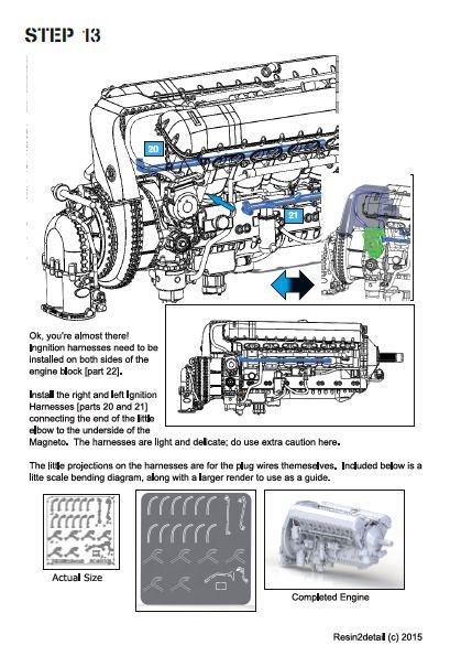 packard merlin engine